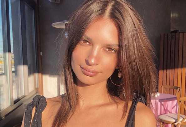 emily ratajkowski incidente hot instagram