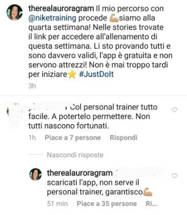 Aurora Ramazzotti Instagram