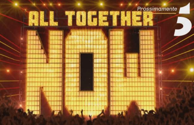 All Together Now, nuovo talent in arrivo su Canale 5: Anticipazioni | Cast