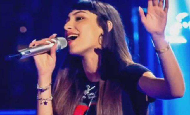the voice carmen pierri gigi d'alessio