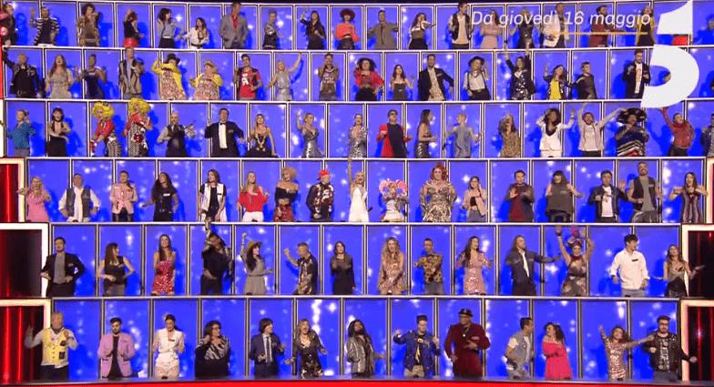 All Togheter Now, svelati i giudici del nuovo talent di Canale 5: i nomi