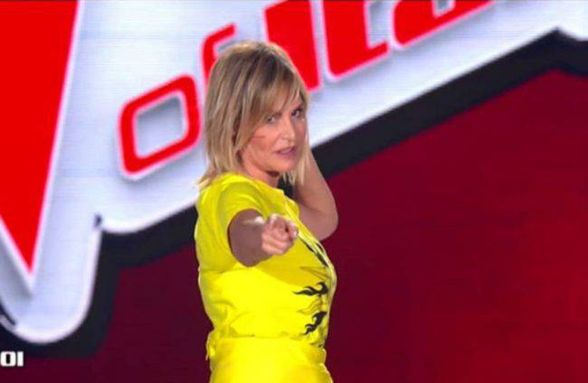 Stasera torna The Voice