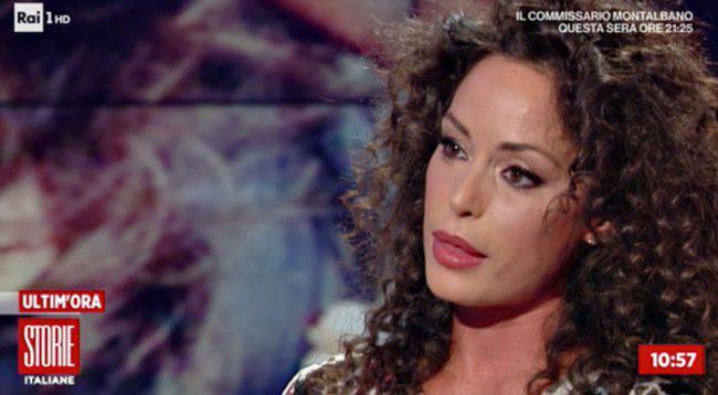Raffaella Fico su Balotelli a Storie Italiane: