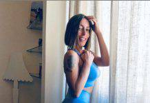 Karina Cascella foto sexy