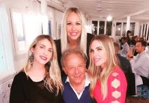 Chi sono Melory e Silvia, sorelle di Ilary Blasi con la passione per lo sport