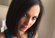 Caterina Balivo seno