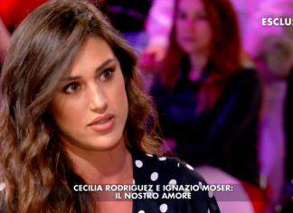 Cecilia Rodriguez ammette