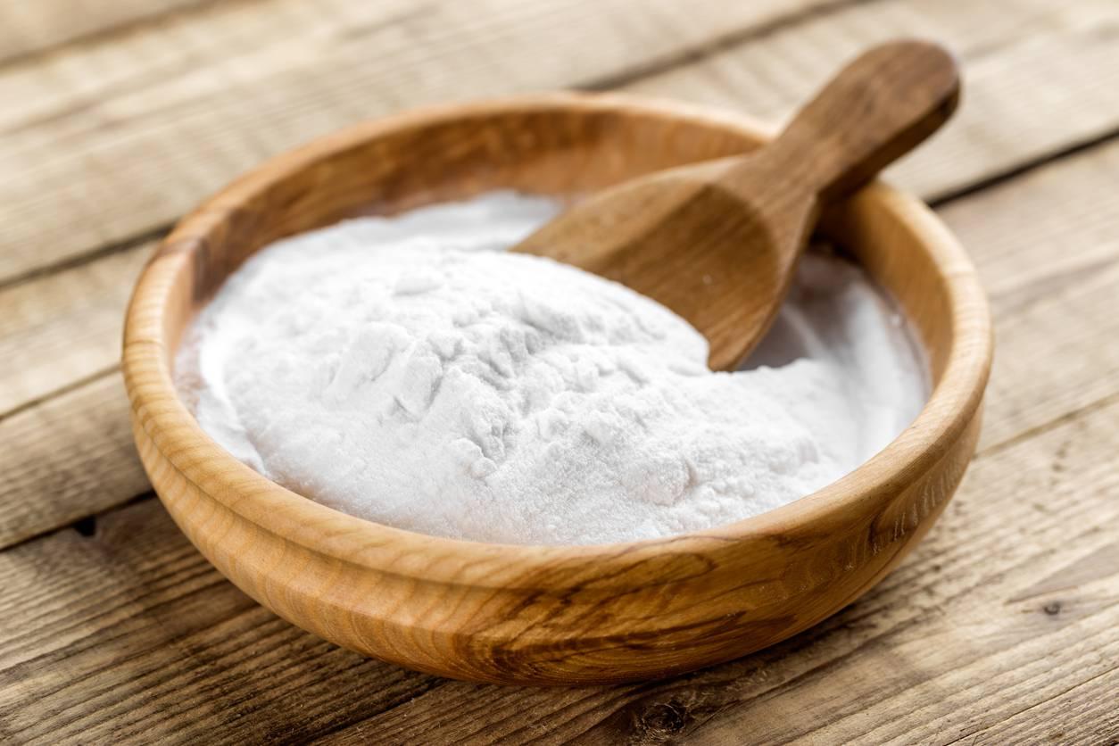 Bicarbonato di sodio per eliminare un imbarazzante difetto molto diffuso