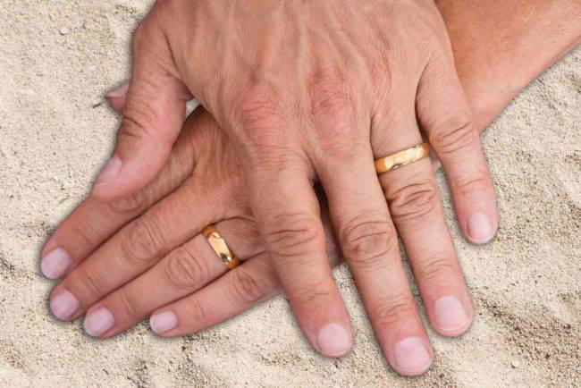 Regalo nozze d'oro zii genitori