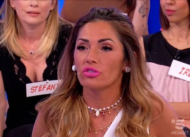Ida Platano e Riccardo Guarnieri Uomini e Donne Over