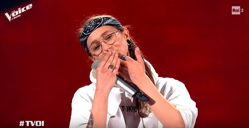 The Voice 2019, chi è Leslie del Team Elettra Lamborghini