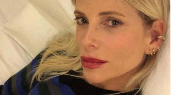 Alessia Marcuzzi battuta spinta della Littizzetto