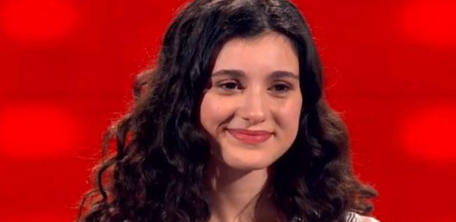 The Voice, chi è Sofia Tirindelli: la cantante che ha stregato Gigi D'Alessio