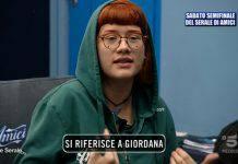 tish-giordana-scontro-semifinale-amici-2019