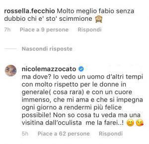 Nicole Mazzocato nuovo fidanzato
