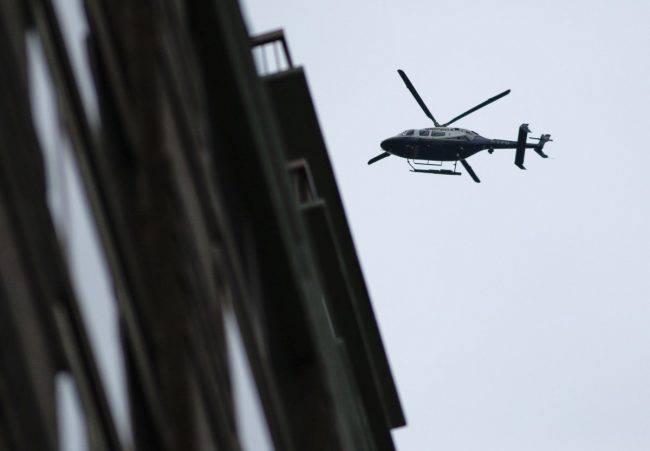 Elicottero si schianta New York