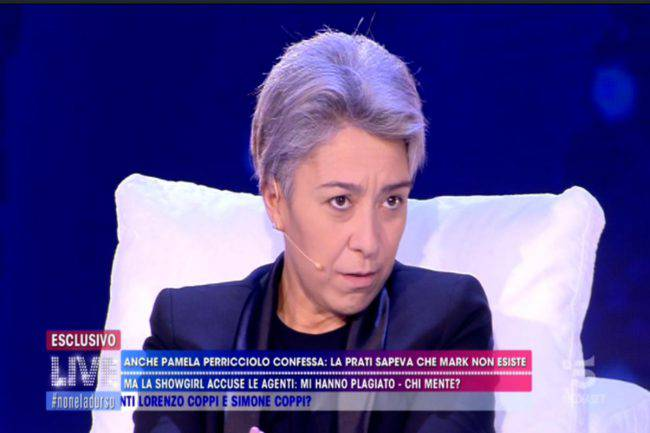 Pamela Perricciolo Live