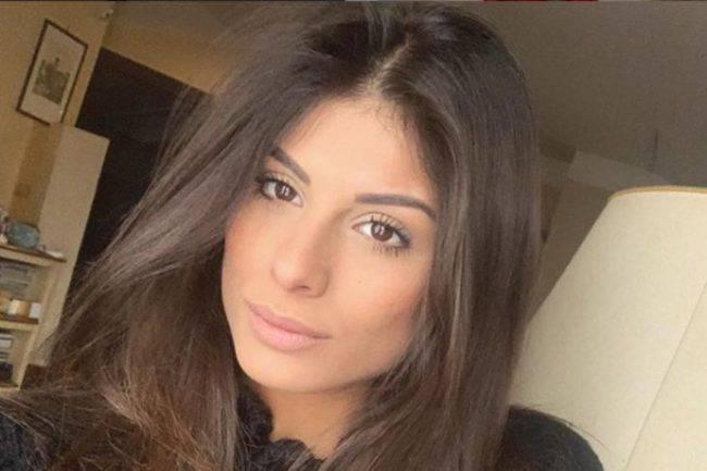 Giulia Cavaglià criticata