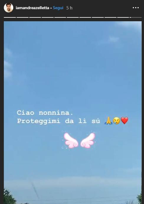 Andrea Zelletta dedica