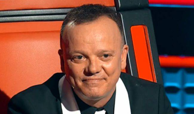The Voice lite Gigi D'Alessio