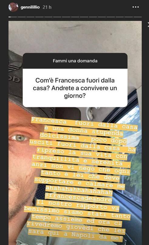 Gennaro Lillio Francesca De André