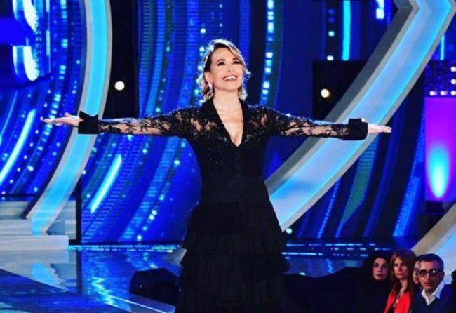 Barbara D'Urso finale GF Ascolti Tv