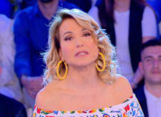 Barbara D'Urso Marco Carta