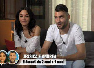 Anticipazioni Temptation Island Jessica e Andrea