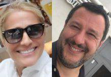 heather parisi matteo salvini frecciatina