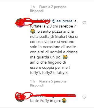 Accuse Giulia Cavaglià