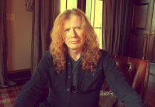 Tumore gola Dave Mustaine