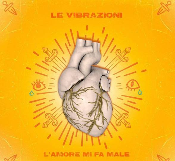 L'amore mi fa Male, nuovo singolo Vibrazioni