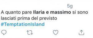 Temptation Island 2019 Ilaria e Massimo