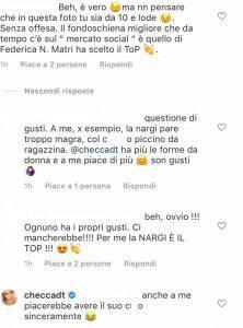 Francesca Del Taglia Federica Nargi