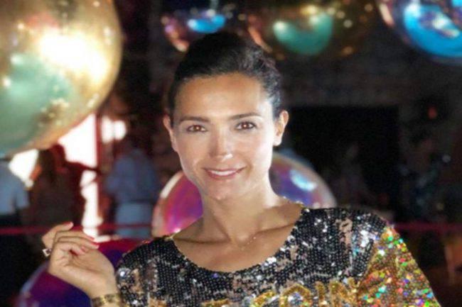 Caterina Balivo costume