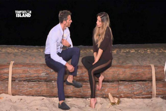 Temptation Island 2019 David e Cristina