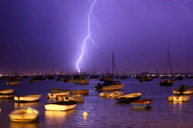 Meteo settimana: piogge e temporali