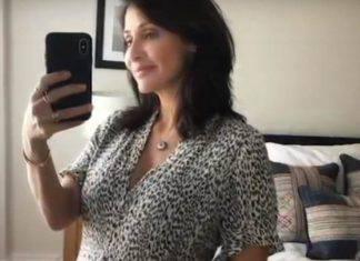 Natalie Imbruglia incinta