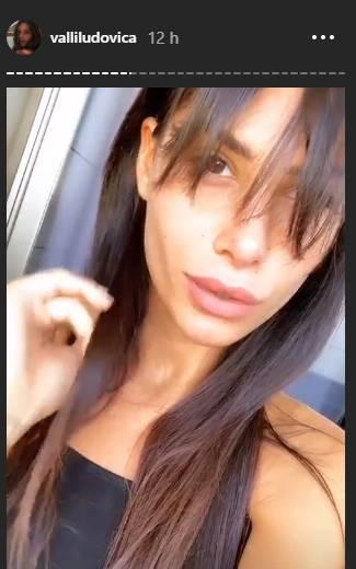 Ludovica Valli taglio