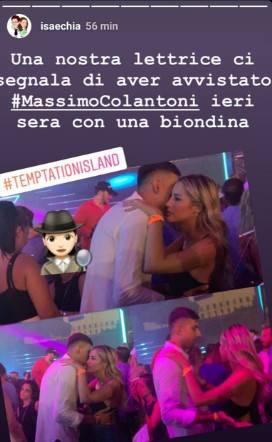 Massimo Colantoni Temptation Island
