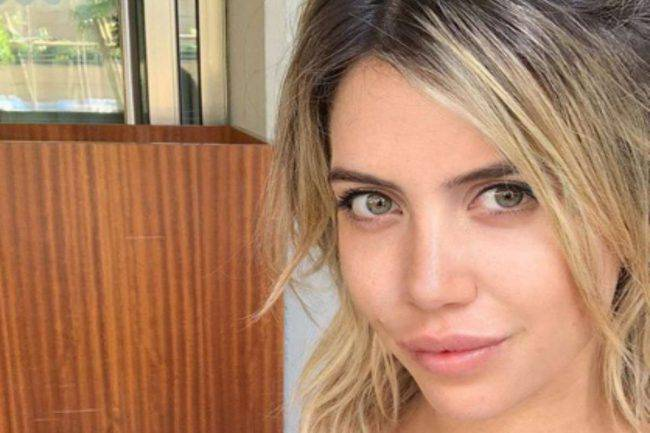Wanda Nara incidente 'hot'
