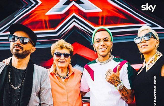 quando inizia X Factor 2019