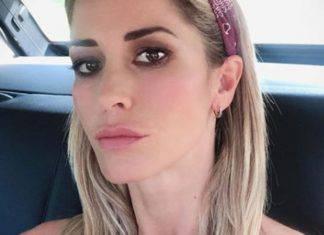 Elena santarelli lutto