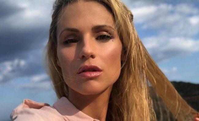 Michelle Hunziker Fiorello
