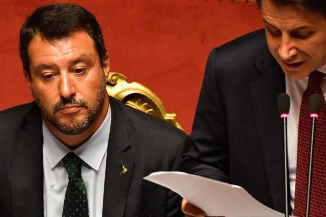 Matteo Salvini Verdini