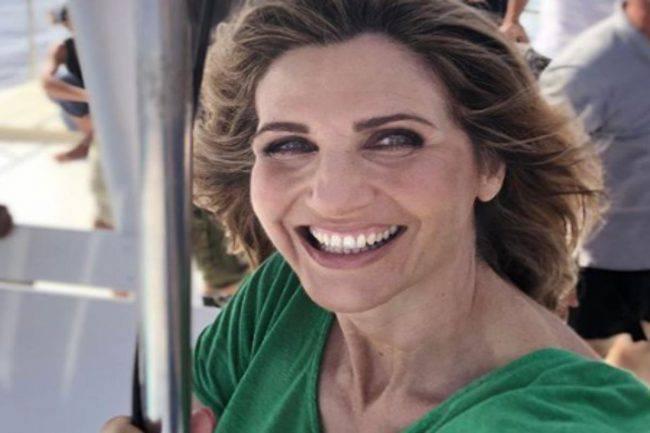 Lorella Cuccarini contro Heather