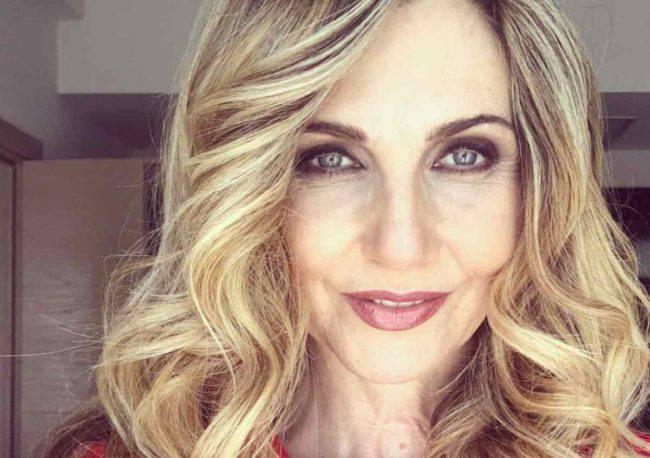 Lorella Cuccarini, lo scontro con Heather Parisi