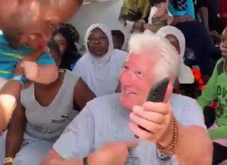 Richard Gere Open Arms