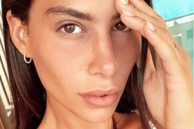 Ludovica Valli topless