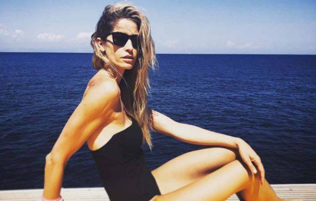 Elena Santarelli, la dura risposta agli haters